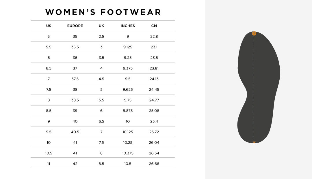 How To Find Your Shoe Size.Shoe Size Guide Charismatic Ladies